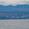 Blick auf Rijeka, dem einstmals berühmten Hafen der KuK Monarchie
