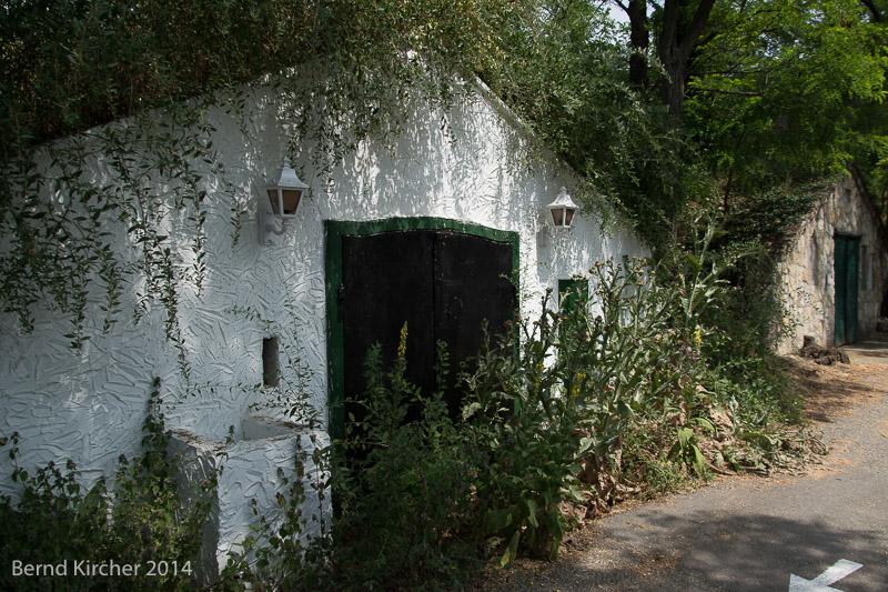 Kellergasse in Weiden