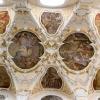 Fresken in der Basilika von Frauenkirchen