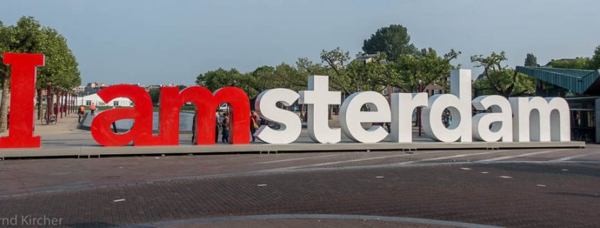 Amsterdam - I amsterdam
