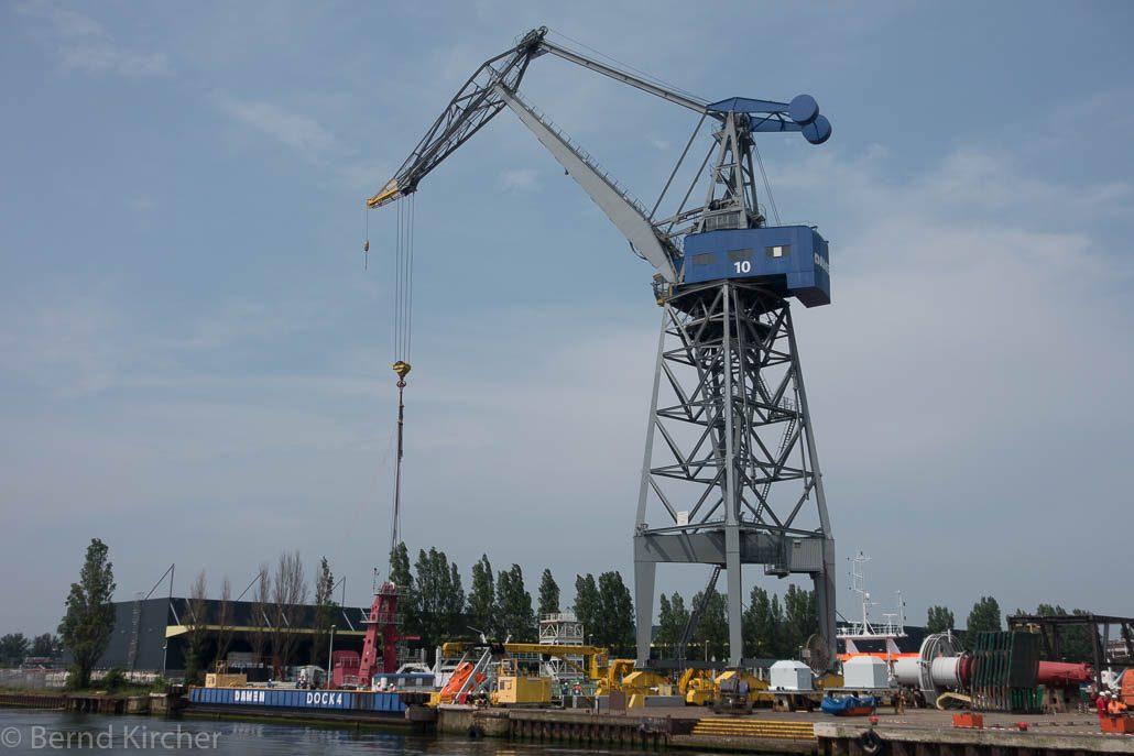 Amsterdam - Hafenrundfahrt
