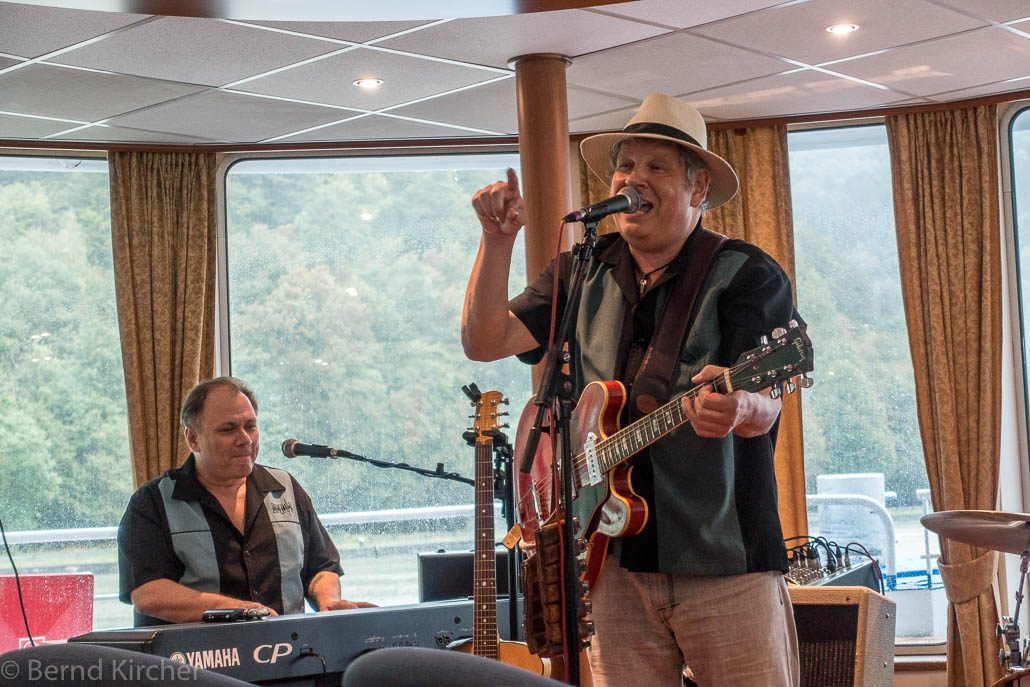 Mojo Blues Band - erstes Konzert