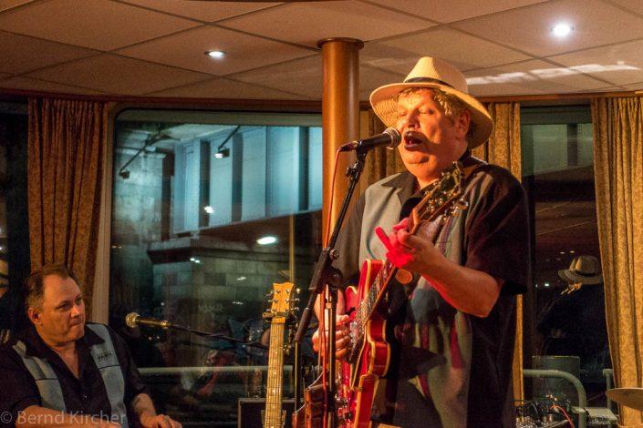 Mojo Blues Band - zweites Konzert