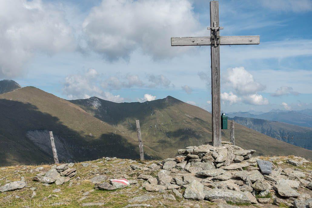 Stubeck - Gipfelkreuz