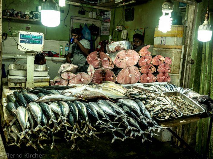 Markt in Nuwara Eliya
