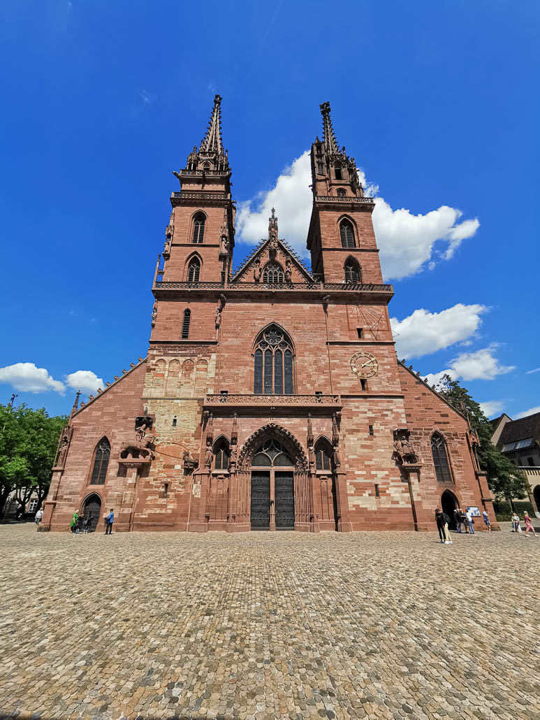 Münster von Basel