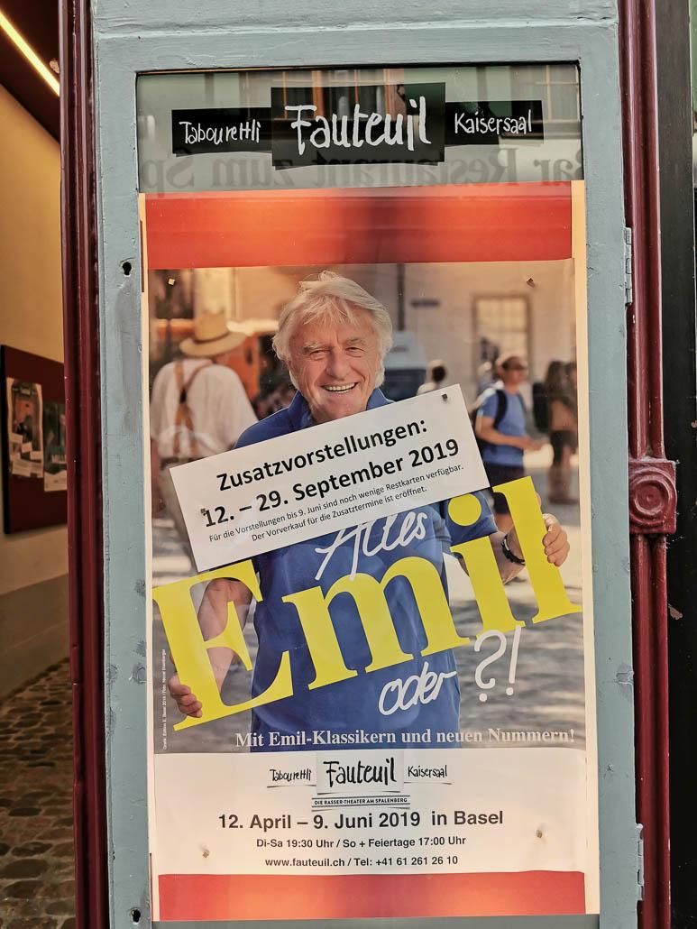 Emil in Basel