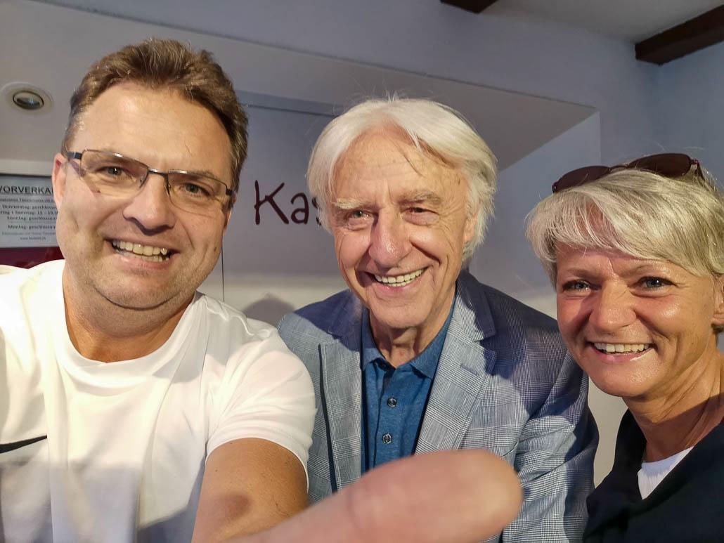 Bernd, Emil & Gabi