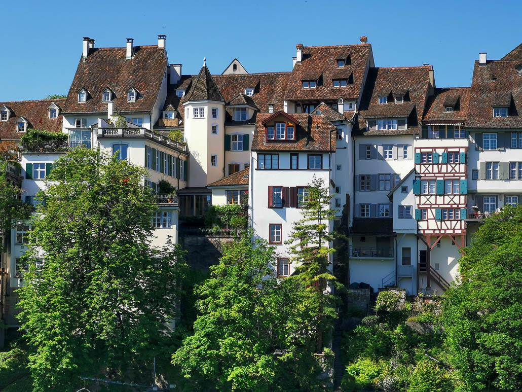 Altstadt am Rhein